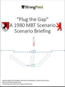 Plug the Gap (Fan Expansion for MBT Second Edition)