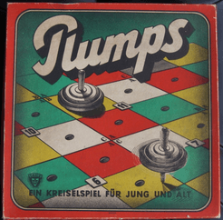 Plumps: Ein Kreiselspiel für jung und alt
