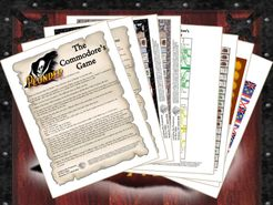 Plunder: The Commodore's Game