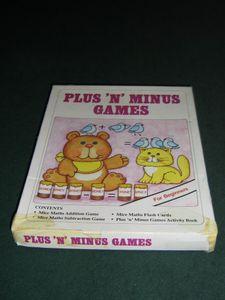 Plus 'n' Minus Games