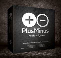 PlusMinus: The Boardgame