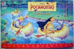 Pocahontas Canoe Race Game