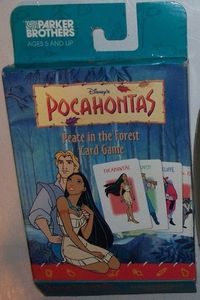 Pocahontas: Peace in the Forest Card Game