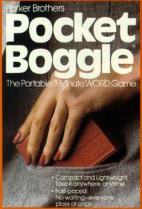 Pocket Boggle