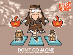 Pocket Dungeon Quest: Don't Go Alone Expansion