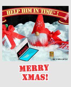 Pocket Investigations: Merry Christmas