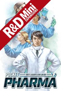 Pocket Pharma: R&D Mini Expansions