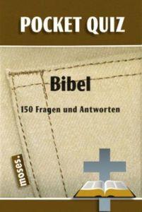 Pocket Quiz: Bibel
