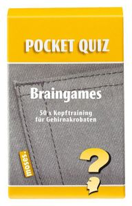 Pocket Quiz: Brain-Games