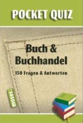 Pocket Quiz: Buch & Buchhandel