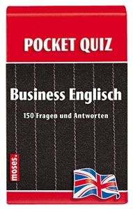 Pocket Quiz: Business Englisch