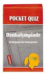 Pocket Quiz: Denkolympiade