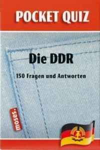 Pocket Quiz: Die DDR