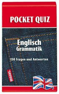Pocket Quiz: Englisch Grammatik