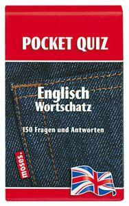 Pocket Quiz: Englisch Wortschatz