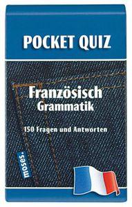 Pocket Quiz: Französisch Grammatik