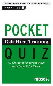 Pocket Quiz: Geh-Hirn-Training