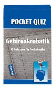 Pocket Quiz: Gehirnakrobatik