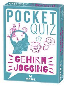 Pocket Quiz: Gehirnjogging (2019 edition)