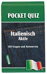 Pocket Quiz: Italienisch Aktiv