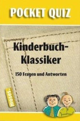 Pocket Quiz: Kinderbuchklassiker