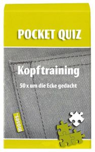 Pocket Quiz: Kopftraining