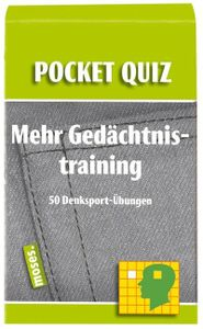 Pocket Quiz: Mehr Gedächtnistraining