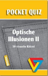 Pocket Quiz: Optische Illusionen II