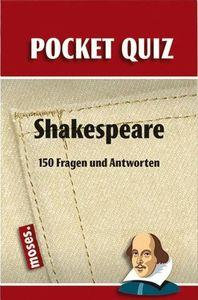 Pocket Quiz: Shakespeare