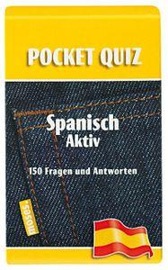 Pocket Quiz: Spanisch Aktiv