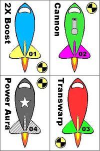 Pocket Rocket Racers