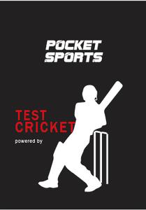 Pocket Sports Test Cricket