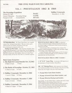 Pocotaligo 1862 & 1864