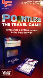 Pointless: The Travel Game