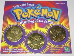 Pokémon Battling Coin Game