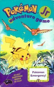 Pokémon Jr. Adventure Game: Pokémon Emergency!