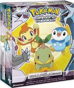 Pokémon On A Roll Game