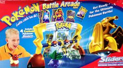 Pokemon Sliders Battle Arcade Game