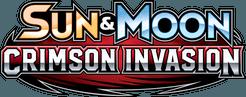 Pokémon TCG: Crimson Invasion Expansion