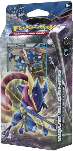 Pokémon TCG: Wave Slasher Theme Deck
