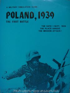 Poland, 1939: The First Battle