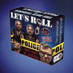 Police Precinct: Let's Roll