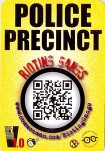 Police Precinct: Rioting Gangs