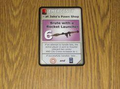 Police Precinct: Rocket Launcher Promo Card