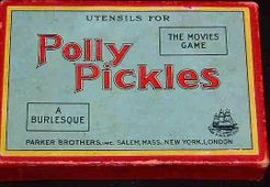 Polly Pickles: The Movies  Game