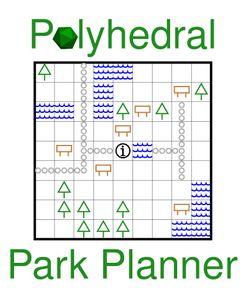 Polyhedral Park Planner