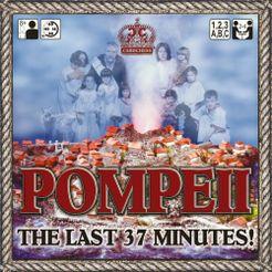 Pompeji: Die Letzten 37 Minuten