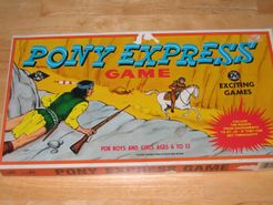 Pony Express Game