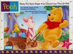 Pooh Honey Pot Hunt Game