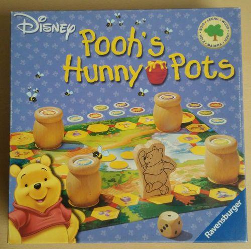 Pooh's Hunny Pots